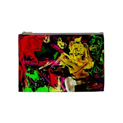 Spooky Attick 1 Cosmetic Bag (medium)