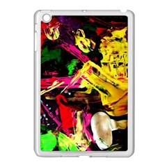 Spooky Attick 1 Apple Ipad Mini Case (white) by bestdesignintheworld