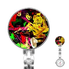 Spooky Attick 1 Stainless Steel Nurses Watch