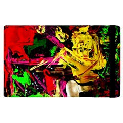 Spooky Attick 1 Apple Ipad Pro 9 7   Flip Case by bestdesignintheworld