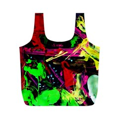 Spooky Attick 2 Full Print Recycle Bags (m)