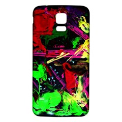 Spooky Attick 2 Samsung Galaxy S5 Back Case (white)