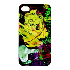 Spooky Attick 3 Apple Iphone 4/4s Premium Hardshell Case