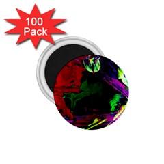 Spooky Attick 4 1 75  Magnets (100 Pack)  by bestdesignintheworld