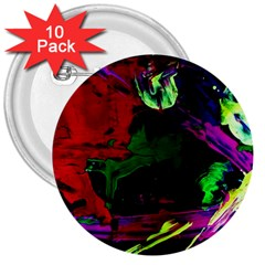 Spooky Attick 4 3  Buttons (10 Pack)