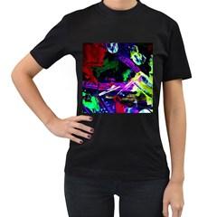 Spooky Attick 5 Women s T Shirt (black)