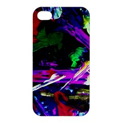 Spooky Attick 5 Apple Iphone 4/4s Hardshell Case