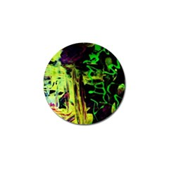 Spooky Attick 6 Golf Ball Marker
