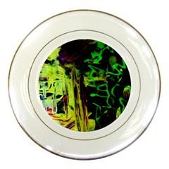 Spooky Attick 6 Porcelain Plates