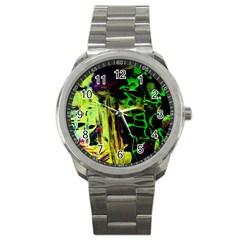 Spooky Attick 6 Sport Metal Watch