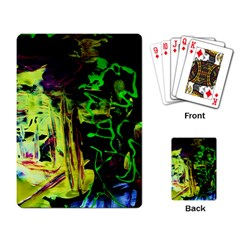 Spooky Attick 6 Playing Card