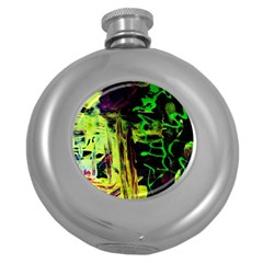 Spooky Attick 6 Round Hip Flask (5 Oz)