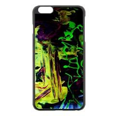 Spooky Attick 6 Apple Iphone 6 Plus/6s Plus Black Enamel Case by bestdesignintheworld