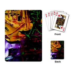Spooky Attick 7 Playing Card