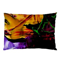 Spooky Attick 7 Pillow Case (two Sides)