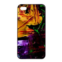 Spooky Attick 7 Apple Iphone 4/4s Seamless Case (black)