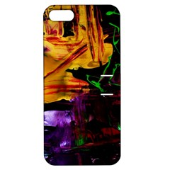 Spooky Attick 7 Apple Iphone 5 Hardshell Case With Stand