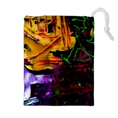 Spooky Attick 7 Drawstring Pouches (extra Large)