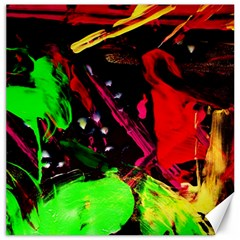 Spooky Attick 8 Canvas 12  X 12   by bestdesignintheworld