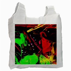 Spooky Attick 8 Recycle Bag (two Side)