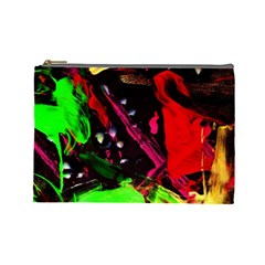 Spooky Attick 8 Cosmetic Bag (large)