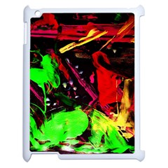 Spooky Attick 8 Apple Ipad 2 Case (white)