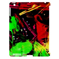 Spooky Attick 8 Apple Ipad 3/4 Hardshell Case (compatible With Smart Cover)