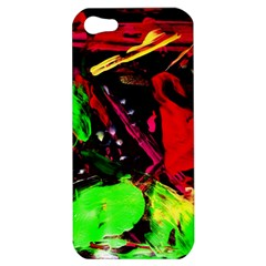 Spooky Attick 8 Apple Iphone 5 Hardshell Case