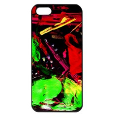 Spooky Attick 8 Apple Iphone 5 Seamless Case (black) by bestdesignintheworld