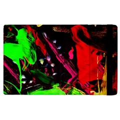 Spooky Attick 8 Apple Ipad 2 Flip Case