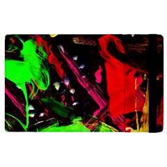 Spooky Attick 8 Apple Ipad Pro 12 9   Flip Case