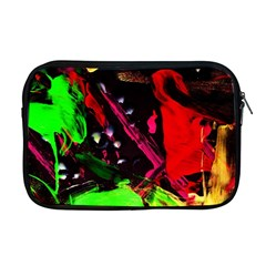 Spooky Attick 8 Apple Macbook Pro 17  Zipper Case by bestdesignintheworld