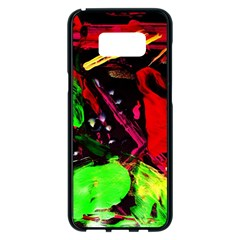 Spooky Attick 8 Samsung Galaxy S8 Plus Black Seamless Case