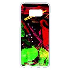 Spooky Attick 8 Samsung Galaxy S8 Plus White Seamless Case