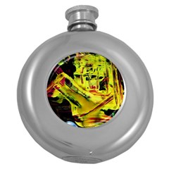 Spooky Attick 9 Round Hip Flask (5 Oz)