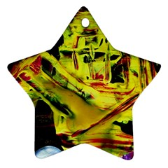 Spooky Attick 9 Star Ornament (two Sides)