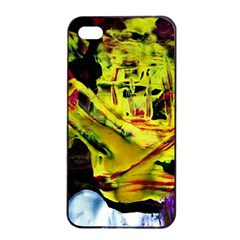 Spooky Attick 9 Apple Iphone 4/4s Seamless Case (black)