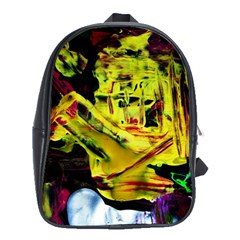Spooky Attick 9 School Bag (xl)