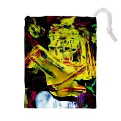 Spooky Attick 9 Drawstring Pouches (extra Large)