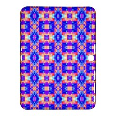 Artwork By Patrick Colorful 33 Samsung Galaxy Tab 4 (10 1 ) Hardshell Case
