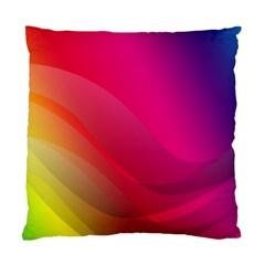 Background Wallpaper Design Texture Standard Cushion Case (one Side)