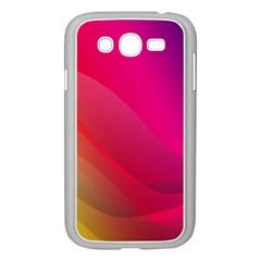 Background Wallpaper Design Texture Samsung Galaxy Grand Duos I9082 Case (white)