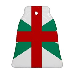 Naval Jack Of Bulgaria Ornament (bell)