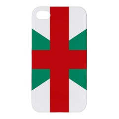 Naval Jack Of Bulgaria Apple Iphone 4/4s Premium Hardshell Case