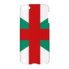 Naval Jack Of Bulgaria Apple Ipod Touch 5 Hardshell Case by abbeyz71