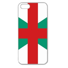 Naval Jack Of Bulgaria Apple Seamless Iphone 5 Case (clear)