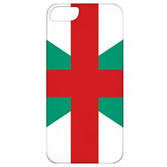 Naval Jack Of Bulgaria Apple Iphone 5 Classic Hardshell Case