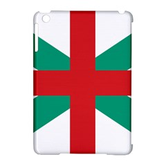 Naval Jack Of Bulgaria Apple Ipad Mini Hardshell Case (compatible With Smart Cover) by abbeyz71