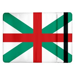 Naval Jack Of Bulgaria Samsung Galaxy Tab Pro 12 2  Flip Case by abbeyz71