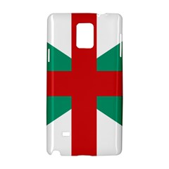 Naval Jack Of Bulgaria Samsung Galaxy Note 4 Hardshell Case
